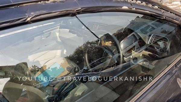 2018 Maruti Suzuki Ciaz facelift interior leaked