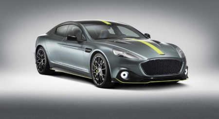 Aston Martin Rapide AMR - Official Images (2)