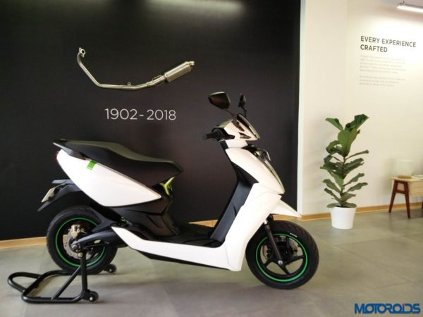 Ather 450 Electric Smart Scooter (1)