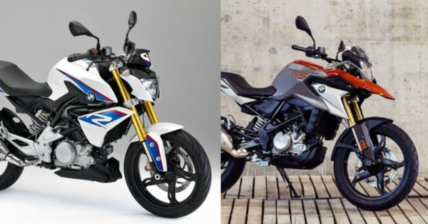BMW G 310 R and G 310 GS India Launch Details – Feature Image