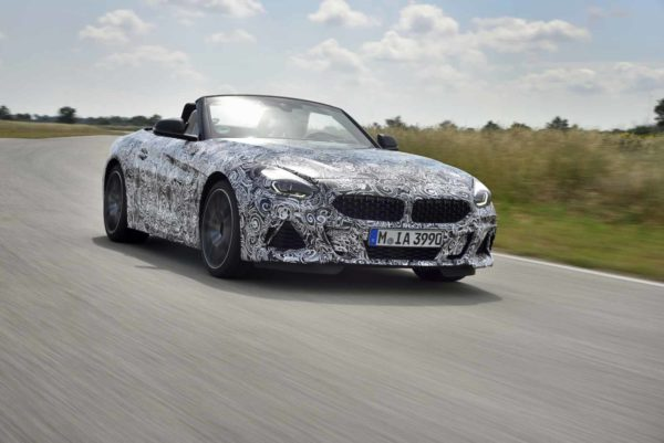BMW Z4 Prototype – Official Images (15)