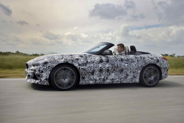 BMW Z4 Prototype – Official Images (16)