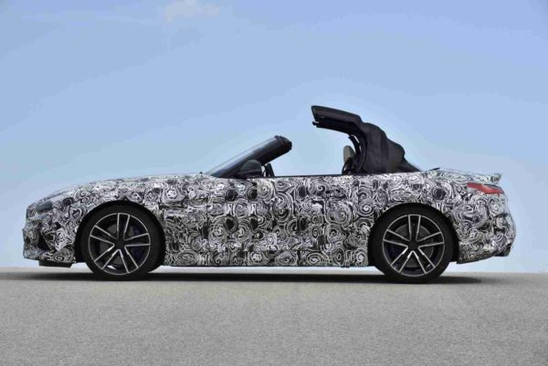 BMW Z4 Prototype – Official Images (29)