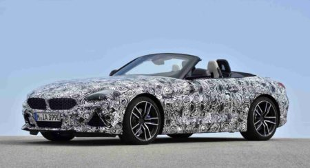 BMW Z4 Prototype - Official Images (32)