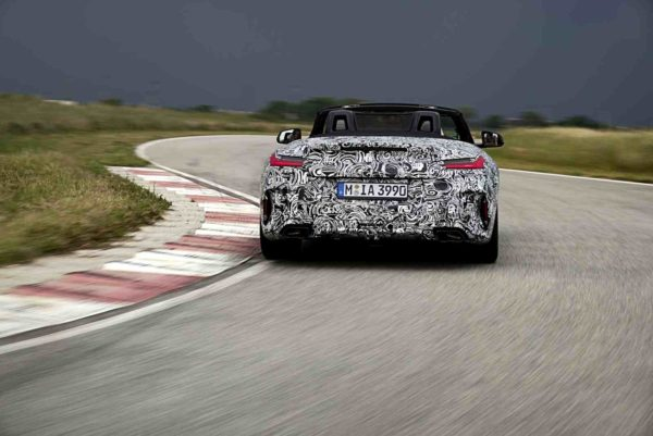 BMW Z4 Prototype – Official Images (7)