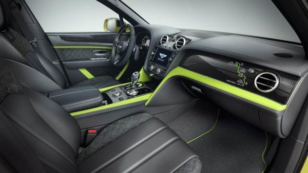 Bentayga Pikes Peak Limited Edition – Interior