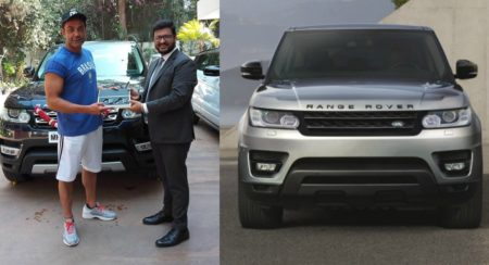 Bobby Deol Buys Range Rover Sport - Feature Image