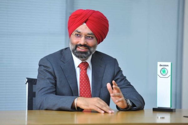 Gurpratap Boparai – Managing Director SKODA AUTO INDIA (1)