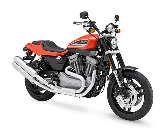 Harley Davidson XR1200 Sportster Orange