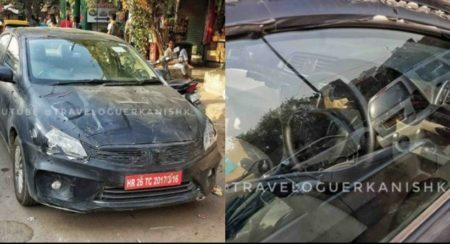New 2018 Maruti Suzuki Ciaz Facelift Interiors Leaked