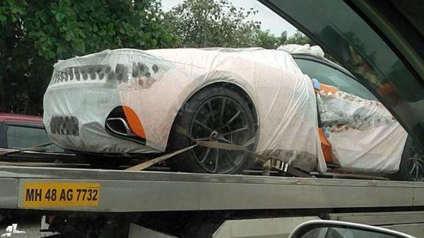 India's first resident McLaren 570S Spider