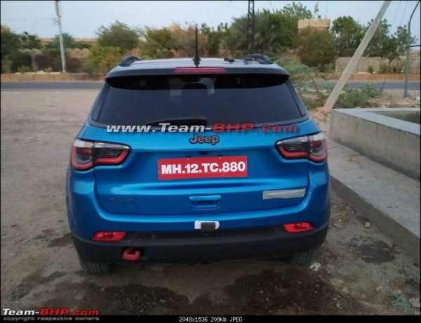 Jeep Compass Trailhawk Hydro Blue (2)
