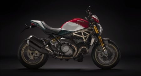 Limited Edition Ducati Monster 1200 25 Anniversario Unveiled (10)