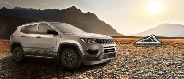 Limited Edition Jeep Compass 'Bedrock' (2)
