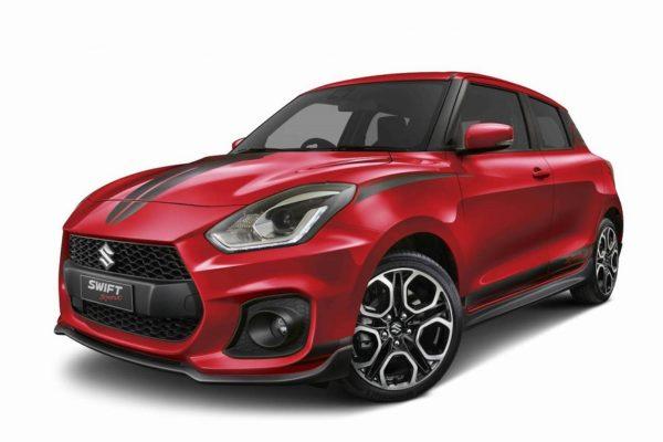 Limited Edition Suzuki Swift Sport Red Devil (1)