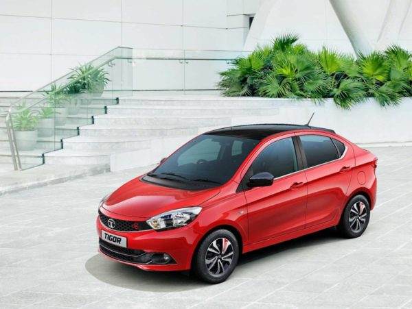 Limited Edition Tata Tigor Buzz Launched In India (1)