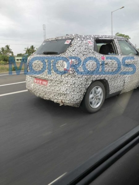 Mahindra S201 Spied – Motoroids Exclusive (1)