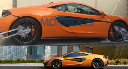 McLaren 570S Reportedly Lands In Delhi
