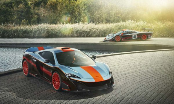 McLaren Special Operations Creates F1 GTR 'Longtail' Racing Livery For Bespoke Commission 675LT (1)