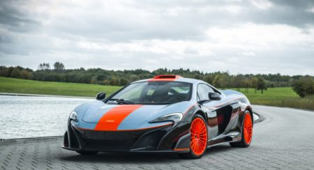 McLaren Special Operations Creates F1 GTR 'Longtail' Racing Livery For Bespoke Commission 675LT