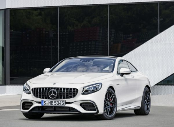 Mercedes AMG S 63 Coupe (2)