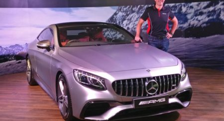 Mercedes-AMG S63 AMG Coupe India Launch (25)