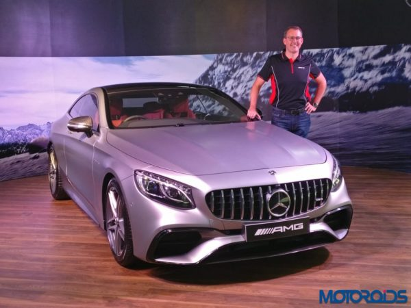 Mercedes AMG S63 AMG Coupe India Launch (25)