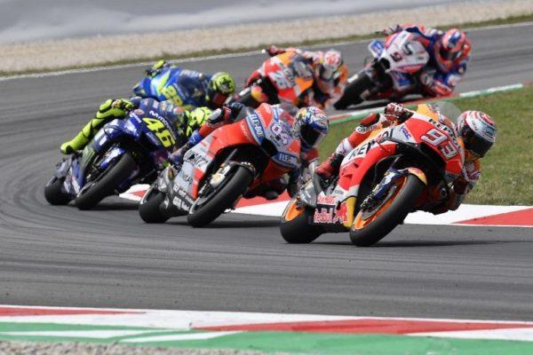 MotoGP Catalan GP Results (1)