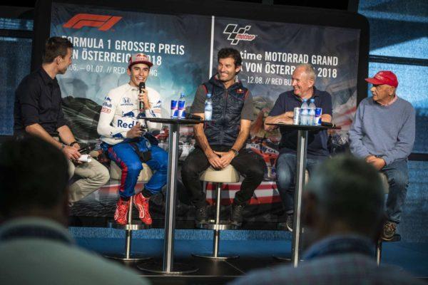 MotoGP Champion Marc Marquez Trades His RC213V For A Scuderia Toro Rosso F1 Car (1)