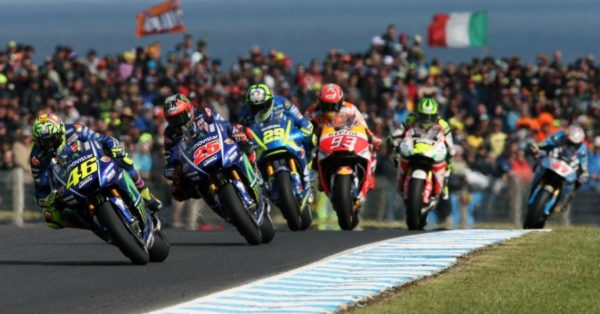 MotoGP Grid – Feature Image
