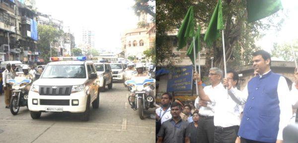 Mumbai Police Inducts 195 Mahindra TUV300s In Their Fleet