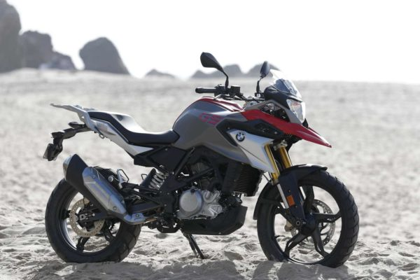New 2018 BMW G 310 GS