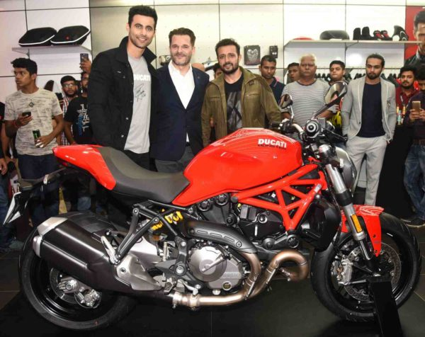 New 2018 Ducati Monster 821 Launched In India (1)