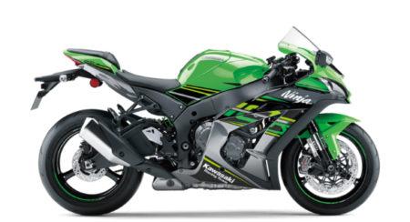New 2018 Kawasaki Ninja ZX-10R
