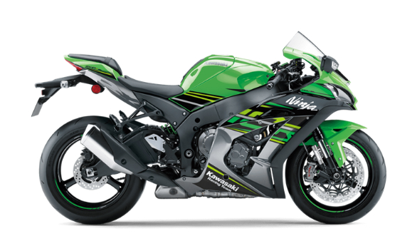 New 2018 Kawasaki Ninja ZX 10R