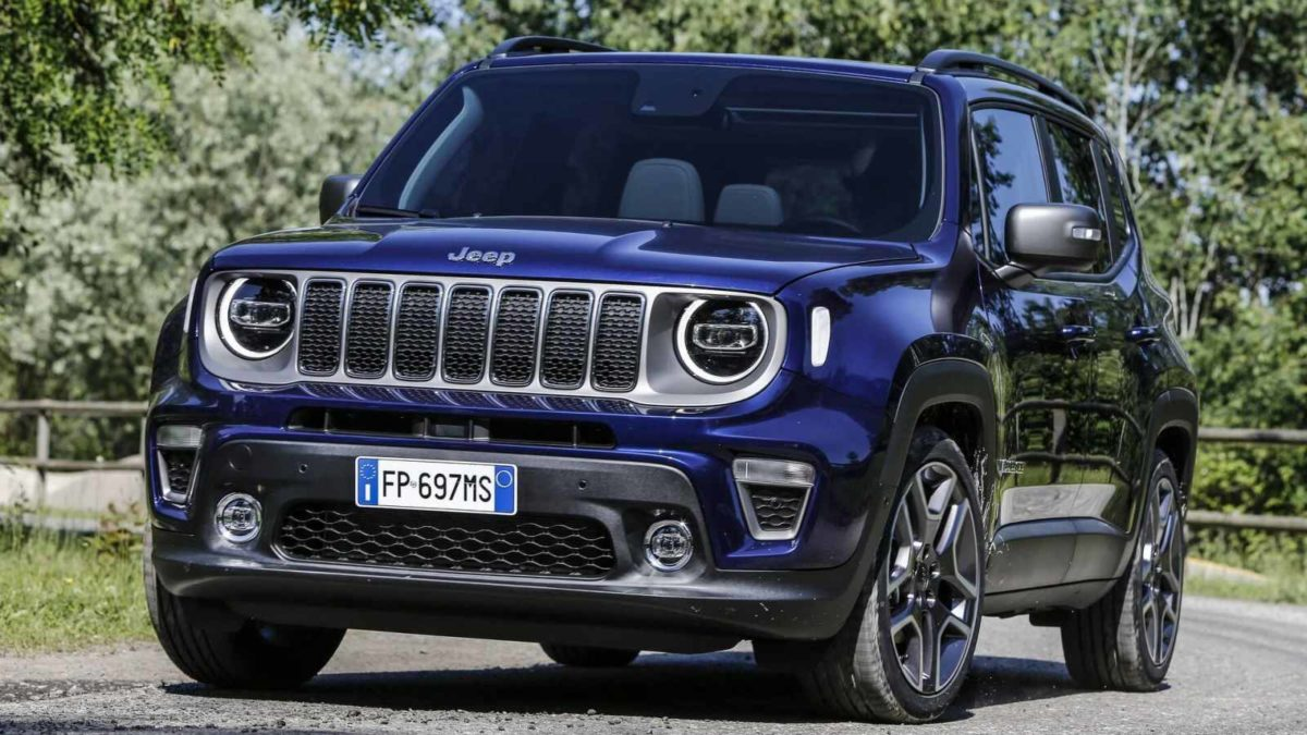 New 2019 Jeep Renegade – Official Images (1)