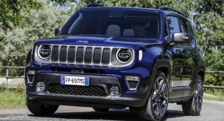 New 2019 Jeep Renegade - Official Images (1)