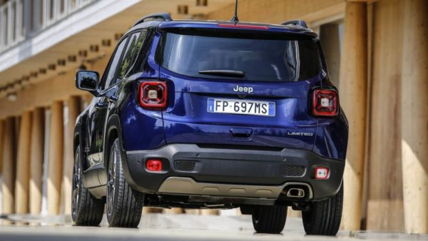 New 2019 Jeep Renegade – Official Images (2)