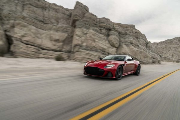 New Aston Martin DBS Superleggera Revealed (6)