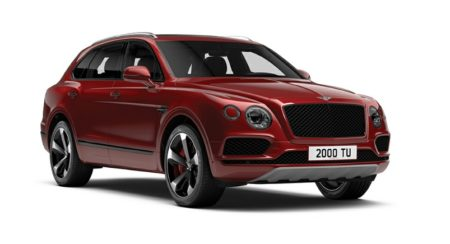 New Bentley Bentayga V8 (1)