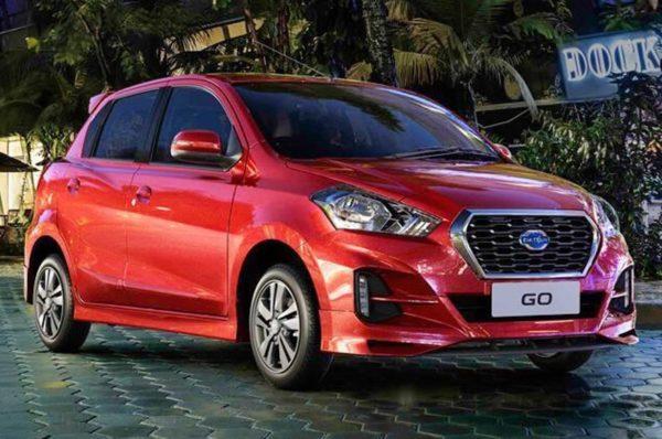 New Datsun Go Facelift
