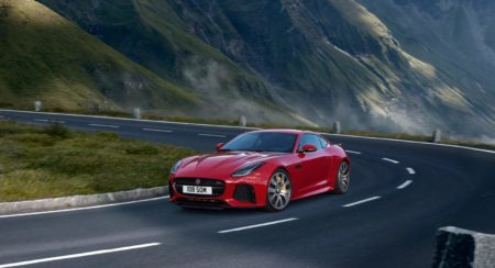New Jaguar F-TYPE SVR India Bookings Open (1)