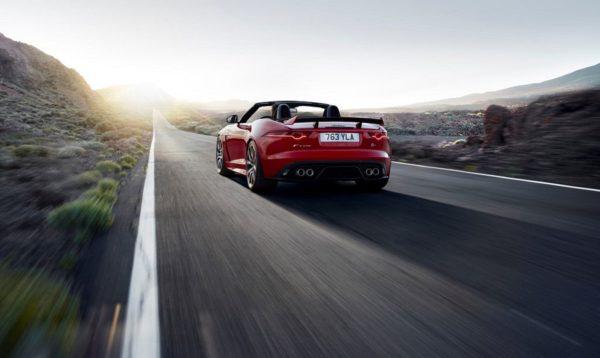 New Jaguar F TYPE SVR India Bookings Open (2)