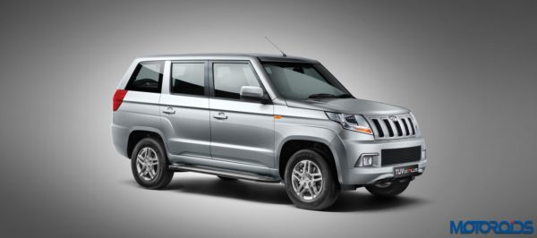 New Mahindra TUV300 PLUS Launched In India (1)