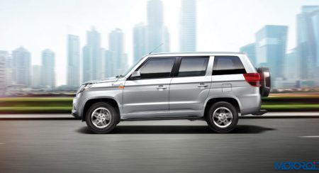 New Mahindra TUV300 PLUS Launched In India (2)