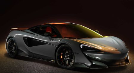 New McLaren 600LT (Longtail) Revealed (1)