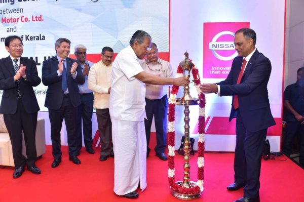 Nissan Motor To Launch Its First Global Center For Digital Operations In India (2)