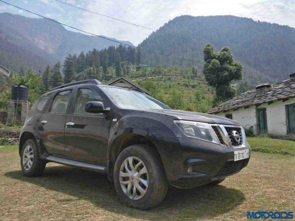 Nissan Terrano at FRH Jibhi