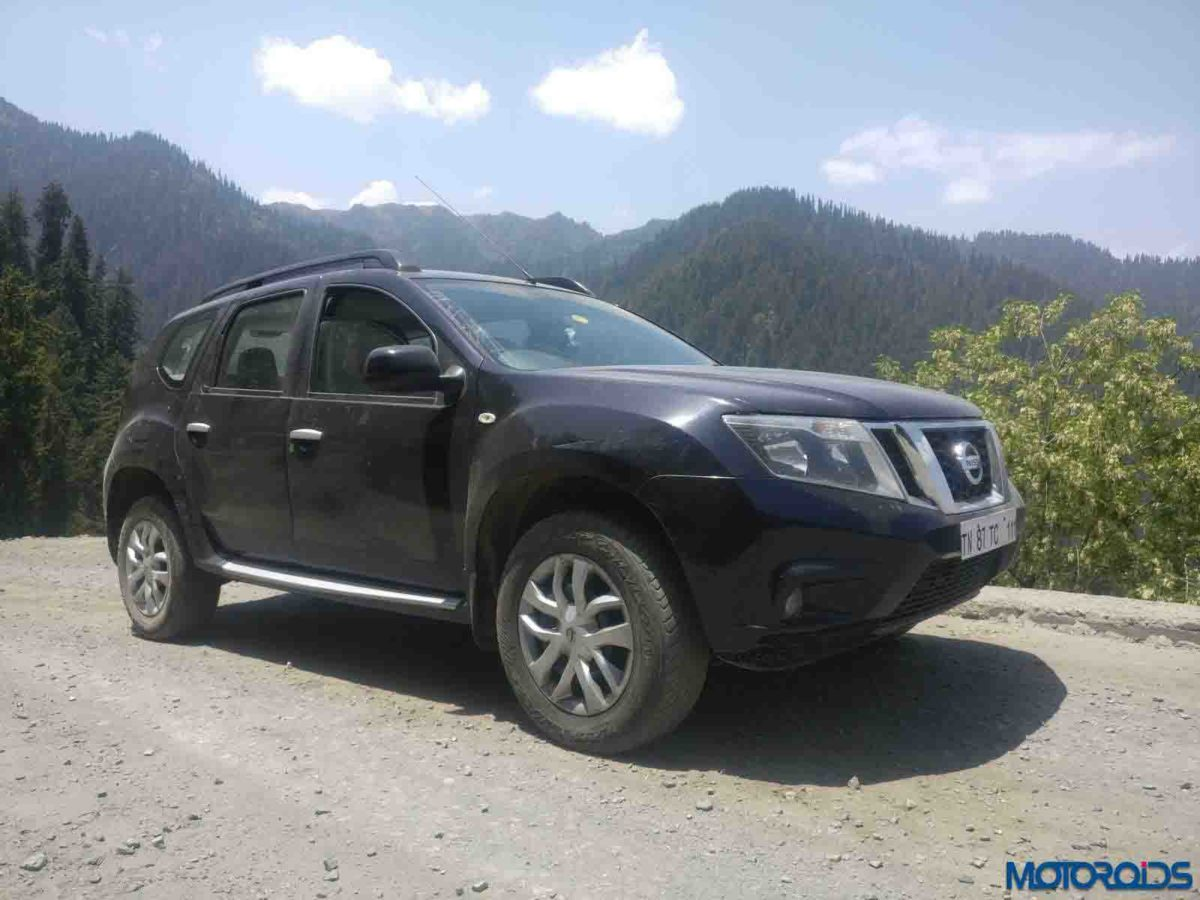 Nissan Terrano to Jalori Pass 014