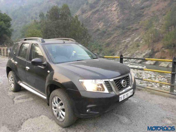 Nissan Terrano to Jalori Pass 024
